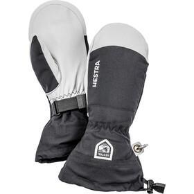 Hestra Army Leather Heli Ski Guanti, black